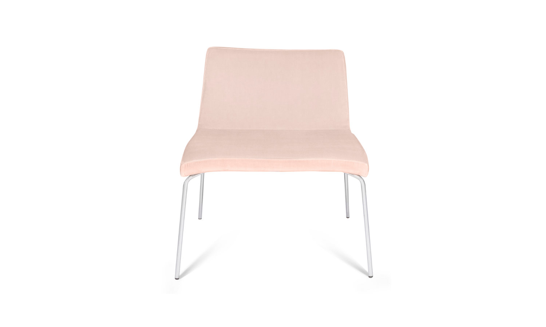 armchair with four legs