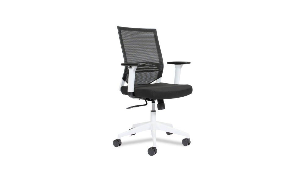 office task chair white