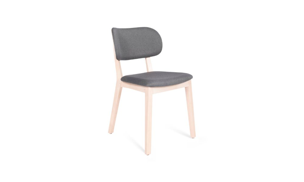 timber visitor chair
