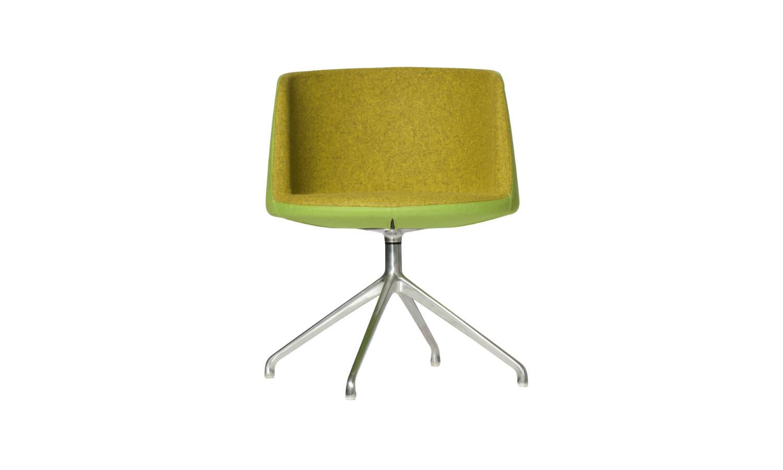 armchair moon green