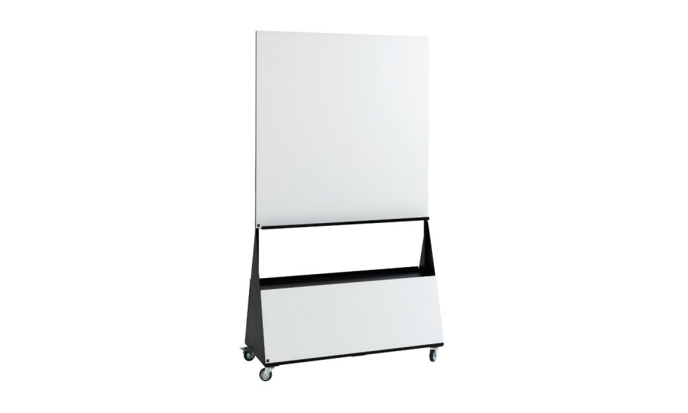 mobile glass whiteboard