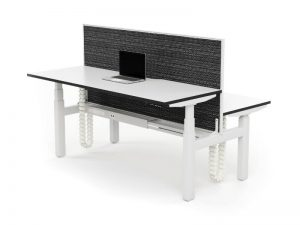 height adjustable office table