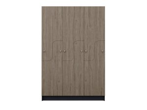 locker melamine storage