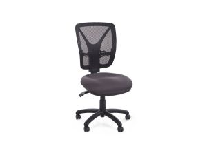 heavy duty office task chair with mesh back