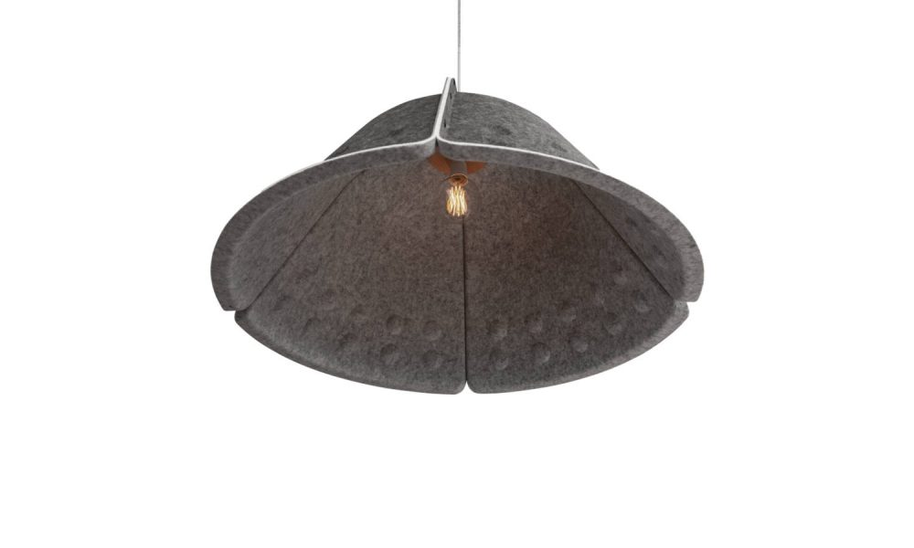 acoustic pendant light