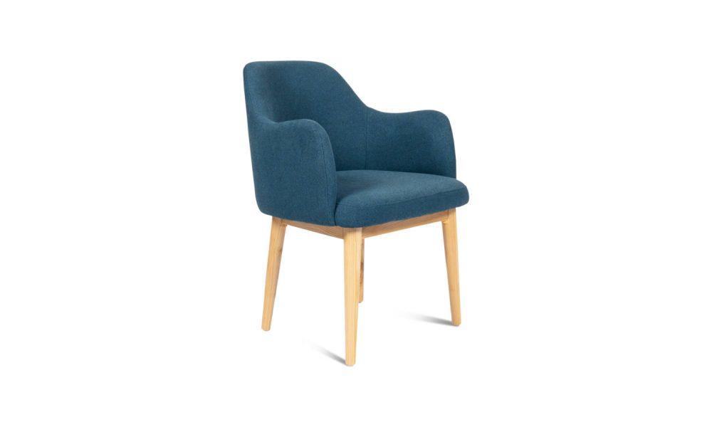 armchair timber legs