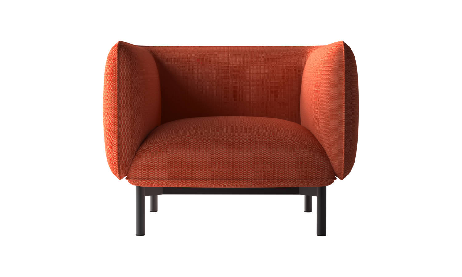 soft seating single seater lounge