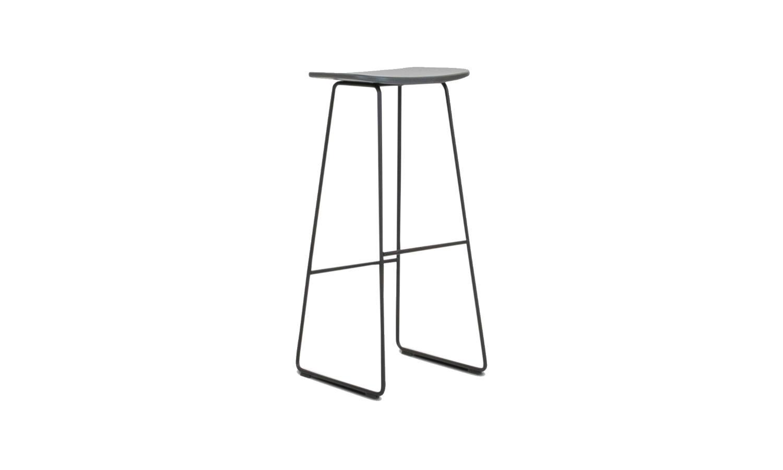 steel stool
