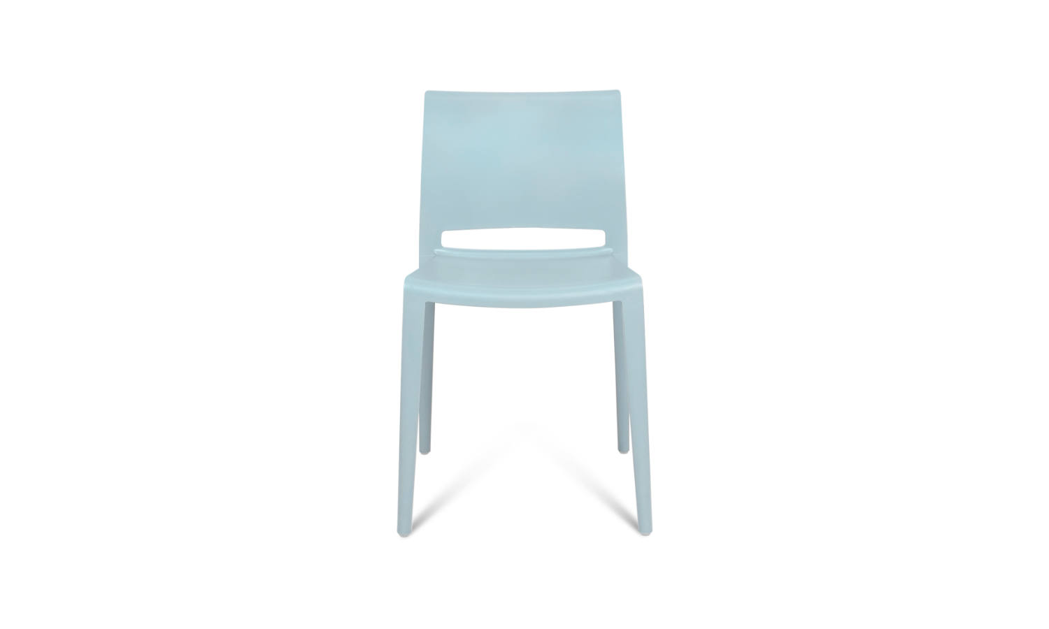 polypropylene visitor and training chair