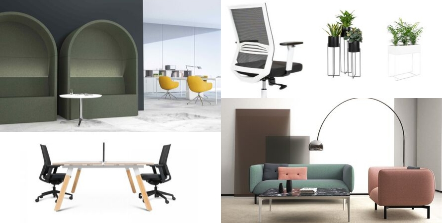 infinity commercial furniture launches new product range