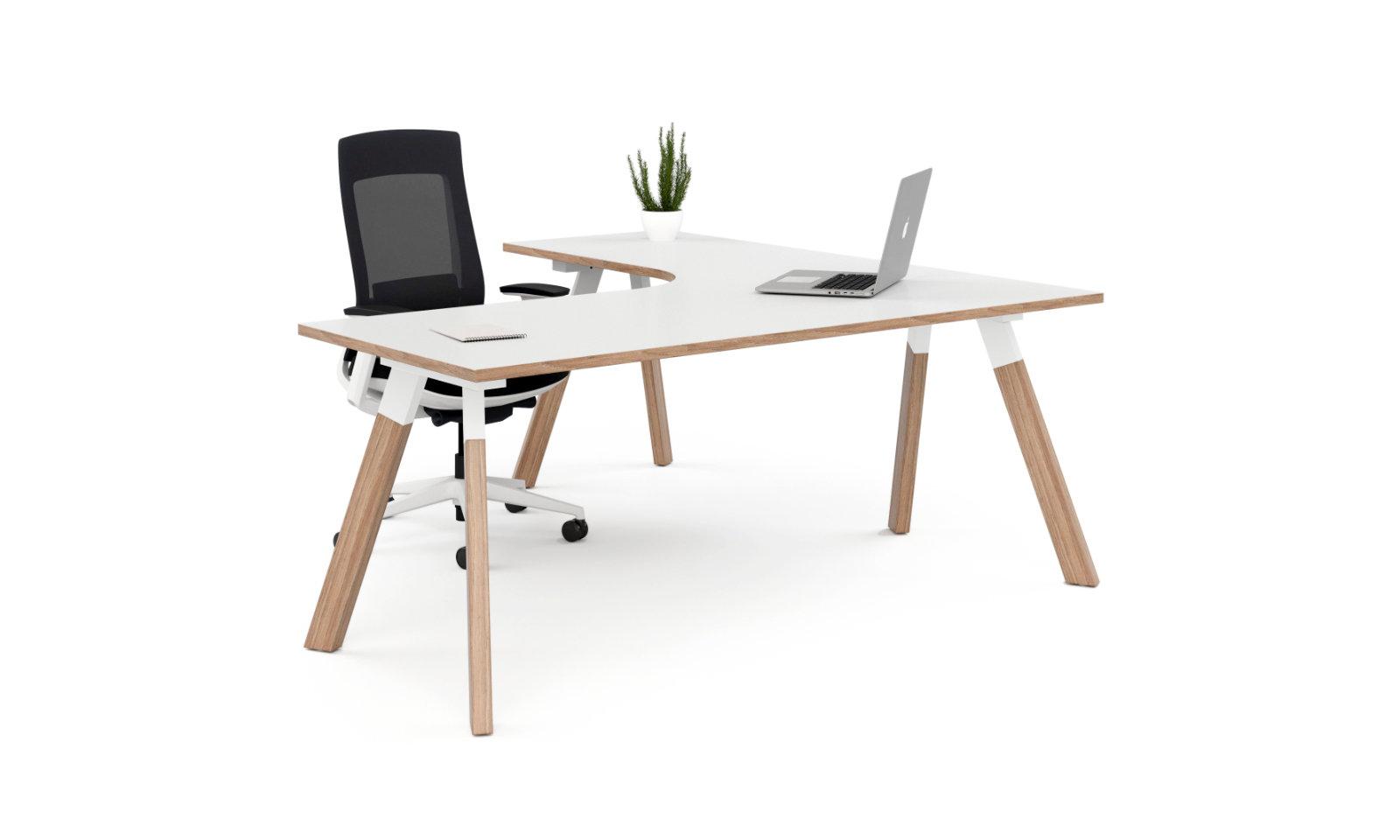 office desk envy timber