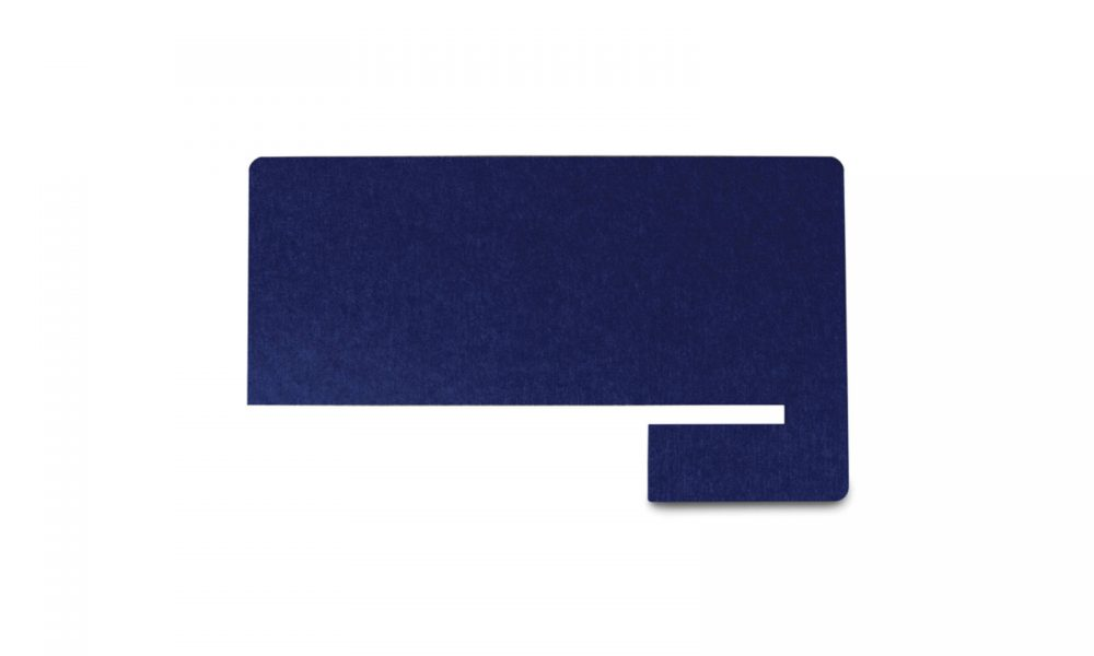 workstation fabric biscuit panel