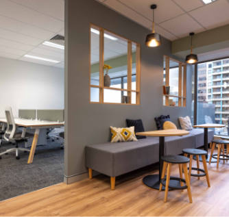 abacus office fitout