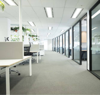 nickaz office fitout sydney project landing image