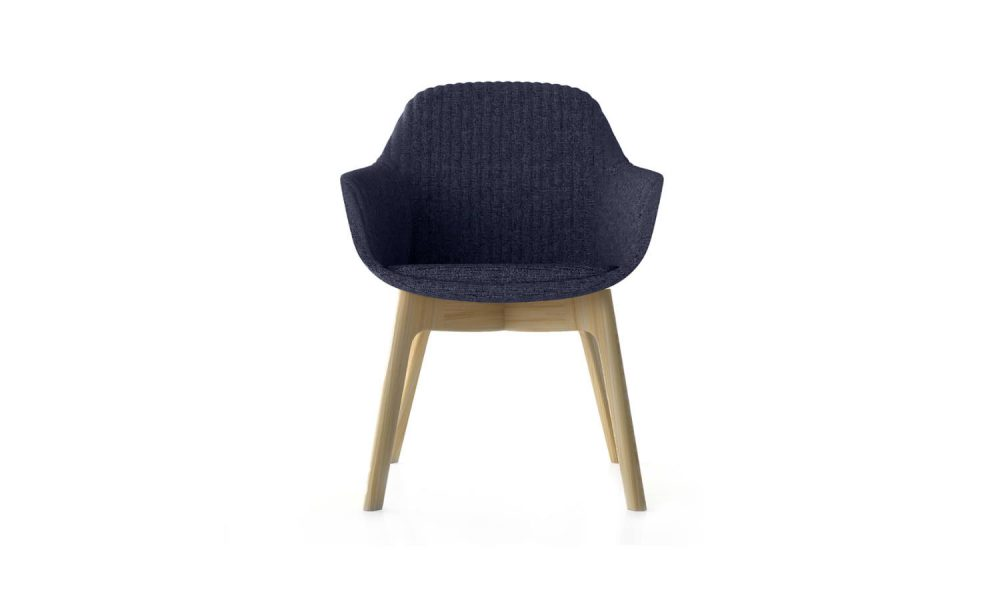 sys timber armchair by infinity commercial furniture