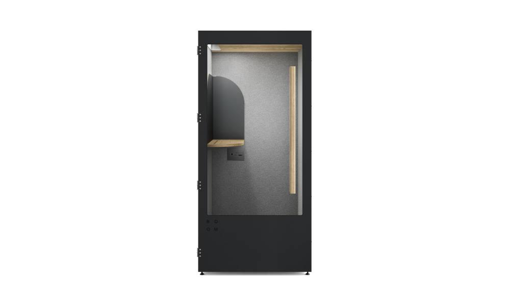 acoustic telephone box