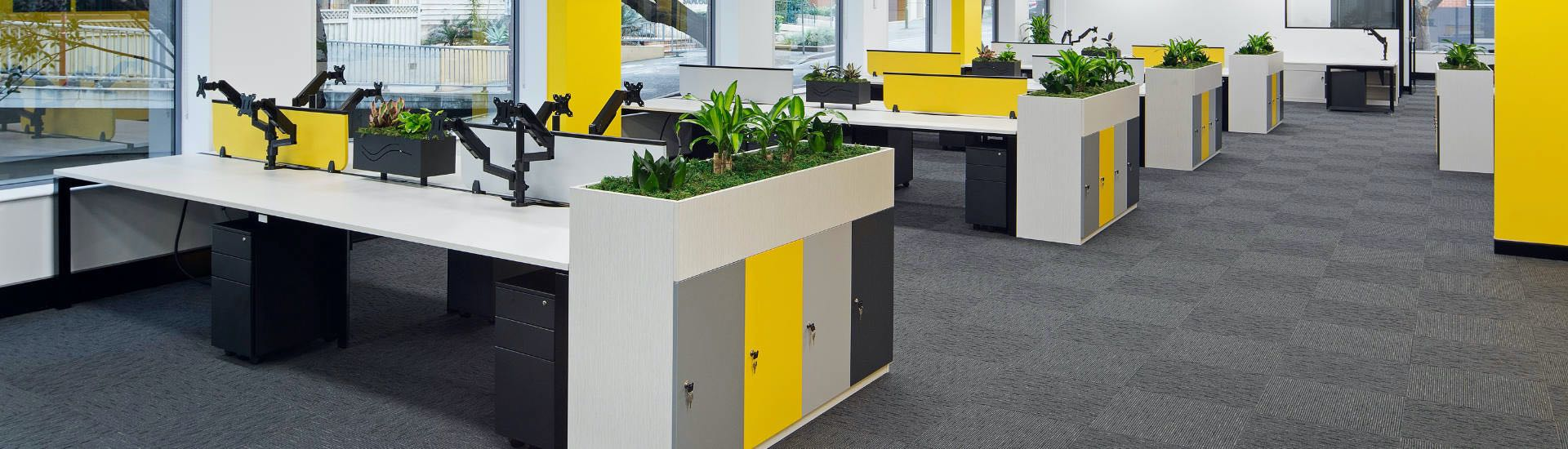 Commercial Office Furniture Design fitout by Infinity Commercial Furniture