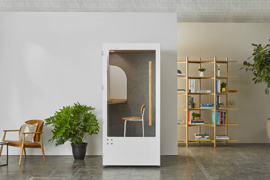 room phone booth by infinity commercial furniture